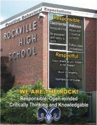 RHS Handbook - Vernon Public Schools