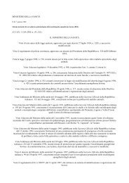 Sistema nazionale di sorveglianza epidemiologica della ... - Ismea
