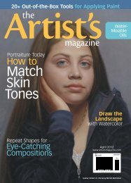 The Artist's Magazine, April 2012 - Artist's Network