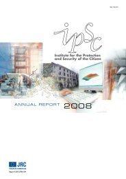 IPSC 2008 annual report - IPSC - Europa