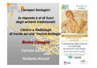 Dr. Enrico Cavagna - Oncologia Rimini