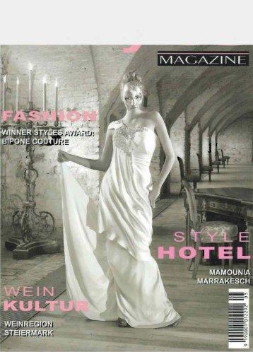 Styles Magazin - Viva Vienna