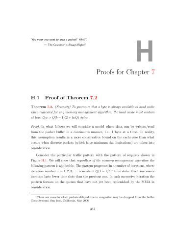 H.1 Proof of Theorem 7.2