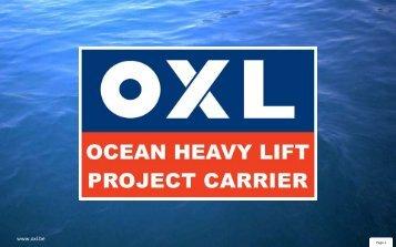 OXL's Fleet