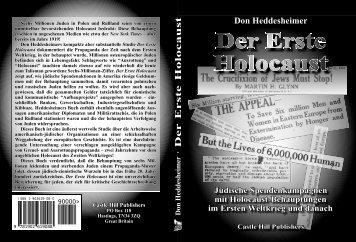"ersten ""Holocaust"""