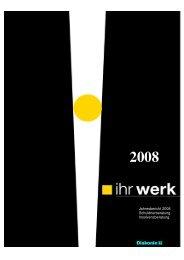2008 - Diakonisches Werk Offenbach-Dreieich-Rodgau