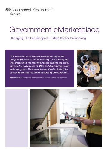 Overview - Government Procurement Service - Cabinet Office