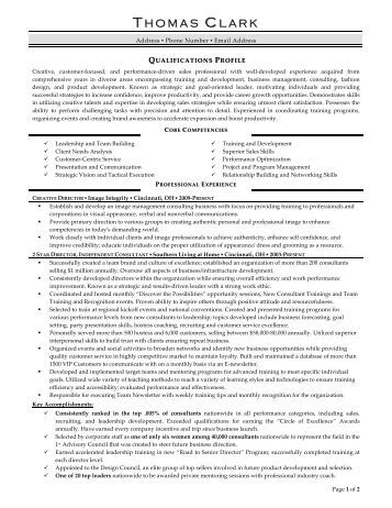 Operations Facilities Manager Resume Prime