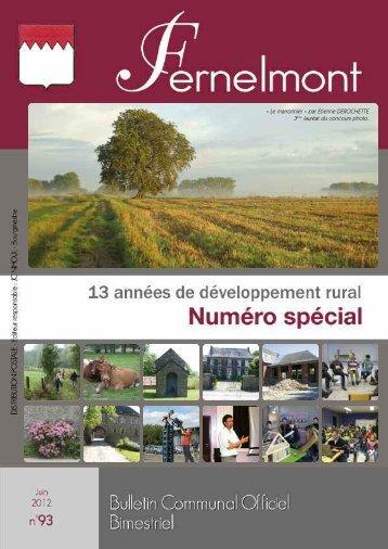Juin - Commune de Fernelmont