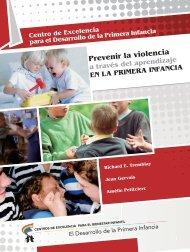 Prevenir la violencia a través del aprendizaje en la primera infancia