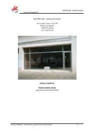 Brochura de Arrendamento Maia - Pedras Rubras - EGO Real Estate