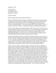 Addy Ferguson letter - Inland Lake Yachting Association