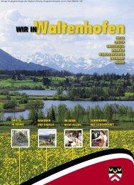 Waltenhofen 2008 12 Seiten