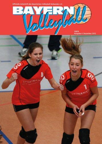 12878 Ausgabe 4 - Bayerischer Volleyball-Verband - Volley.de