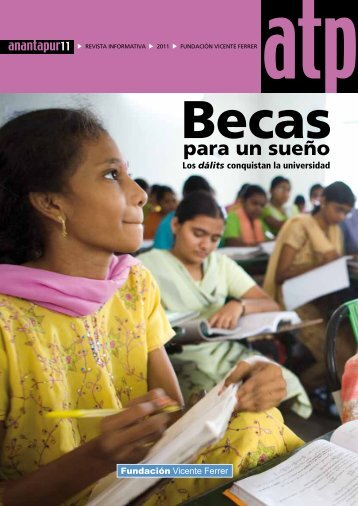 para un sueño - Fundación Vicente Ferrer