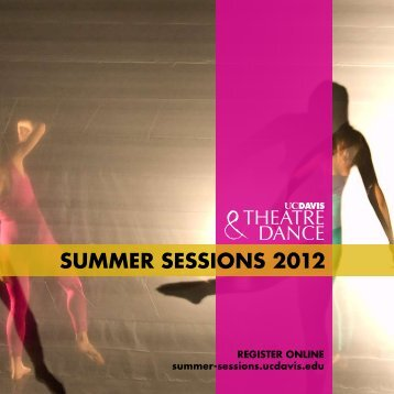 Sum mer Session II - UC Davis Summer Sessions - University of ...