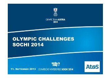 Vortragsfolien OEOC Sochi 2014 - unit-IT
