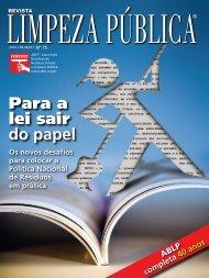 Para a lei sair do papel - ABLP Associação Brasileira de Resíduos ...