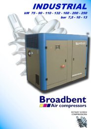 INDUSTRIAL - Compressor & air tool repair Australia