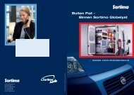 Buiten Fiat – Binnen Sortimo Globelyst - Ellermeyer