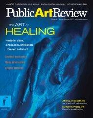 Public Art Review - Janet Echelman