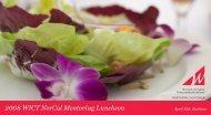 Luncheon Postcard - WICT