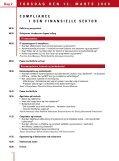 Compliance i den finansielle sektor - IBC Euroforum - Page 6