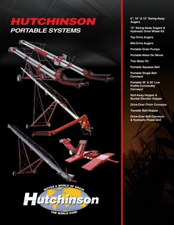 Portable Augers & Conveyors