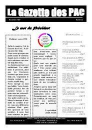 Gazette n°2