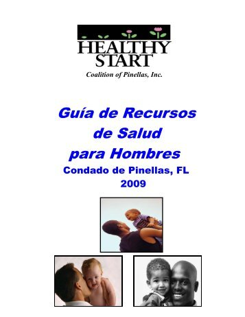Men's Health Resource Guide 2009-Spanish - Healthy Start ...
