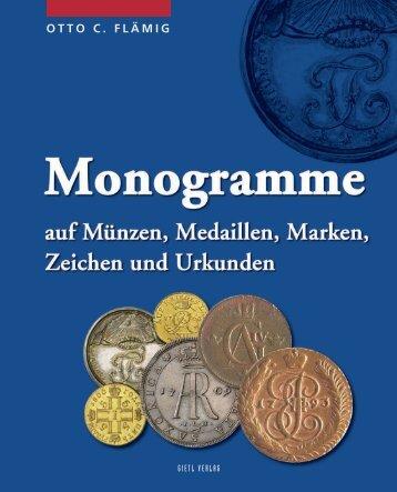 Monogramme auf Münzen, Medaillen, Marken ... - Gietl Verlag