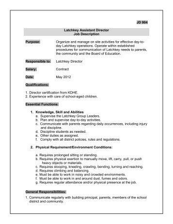 Job Description Medical Records Assistant   Laico