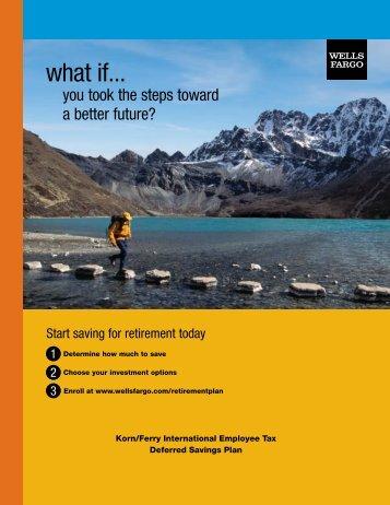 401(k) Plan Review - Korn/Ferry International