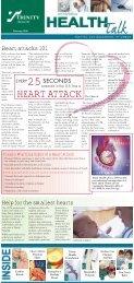 HEART ATTACK - Trinity Health