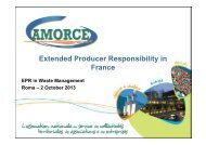 Extended Producer Responsibility in France - Federambiente
