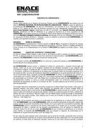 CONTRATO DE COMPRAVENTA Señor Notario: Sírvase usted ...