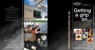 Leaflet - Oxford Brookes University Business School