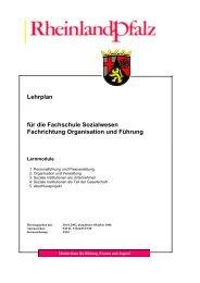 in Organisation und Führung