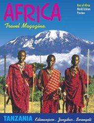 Travel Magazine. - air highways - magazine of open skies, world ...
