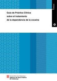 Guía de Práctica Clínica sobre el tratamiento de la dependencia de ...
