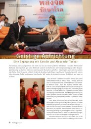 Eine Begegnung mit Carolin und Alexander Toskar - Die Geistige ...