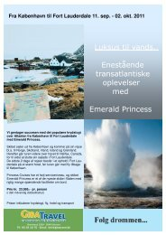 Emerald Princess - GIBA Travel