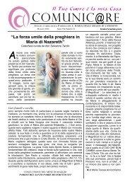 Maggio 2012 - Parrocchia S.Maria delle Grazie di Carosino