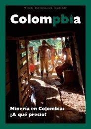 Minería en Colombia: ¿A qué precio? - Peace Brigades International