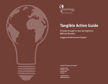 Tangible Action List - Engineers Without Borders - Calgary City ...