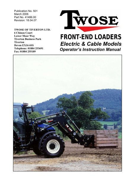 FRONT-END LOADERS - Twose