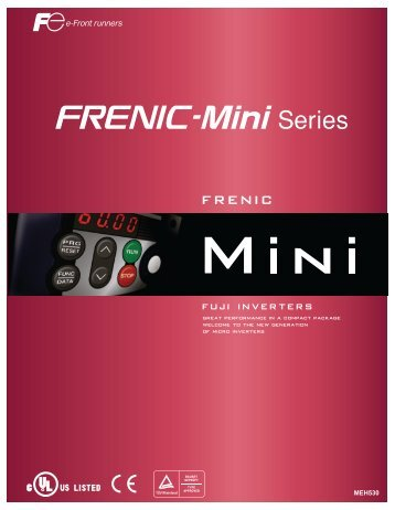 Mini Brochure MEH530.pdf - K. J. Electric