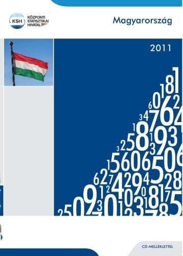 Magyarország, 2011 - Központi Statisztikai Hivatal