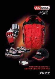 Arbeitsschutz / berufsbekleidung
