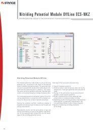 Nitriding Potential Module OffLine ECS-NKZ - Stange Elektronik GmbH